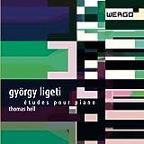 Thomas Hell - Ligeti: Etudes pour Piano