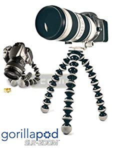 Joby GP3 GorillaPod SLR-Zoom Flexible Tripod