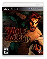The Wolf Among Us PlayStation 3