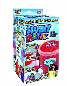 2x SUPER SLUSH CUP WORKS LIKE MAGIC MAKES SLUSHY IN MINS Slushy maker AS SEEN ON TV