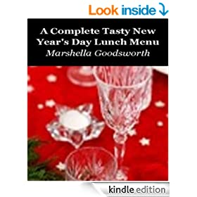 A Complete Tasty New Year's Day Lunch Menu