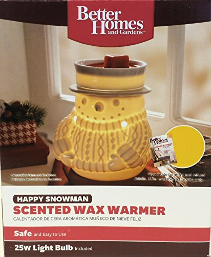 Better Homes And Gardens Warmer Happy Snowman
