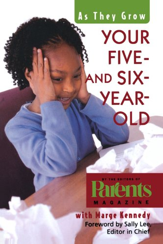 Your Five- And Six-Year-Old: As They Grow front-417398