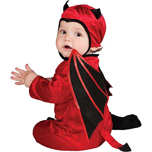Winged Devil Baby Costume - Infant