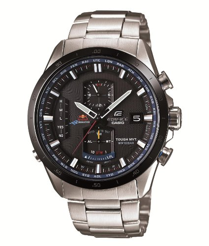 "Casio EDIFICE ""Red Bull Racing"" Collaboration MULTIBAND 6 TOUGH MOVEMENT Limited Model EQW-A1100RB-1AJR (Japan Import)"