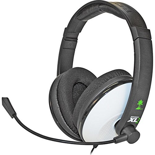 Ear Force Xl1 Gaming Headset Amplified Stereo Headset W/Mic