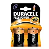Duracell Power Plus D Size *Long Lasting Power* Brand New Fast Posatge