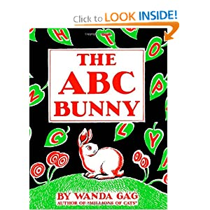 Abc Bunny (Fesler-Lampert Minnesota Heritage) Wanda Gag