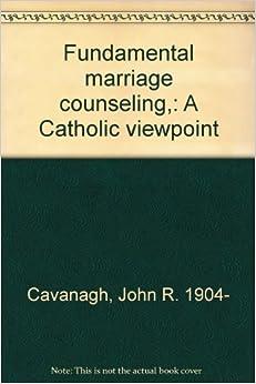 catholic marriage counseling:
