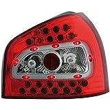 Dectane RA01LLRC LED R�ckleuchten Audi A3 8L 09.96-04 red/crystal