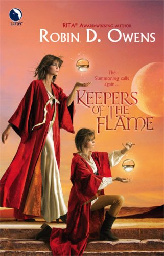 Image of Keepers of the Flame (The Summoning, Book 4)