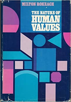 Rokeach The Nature Of Human Values