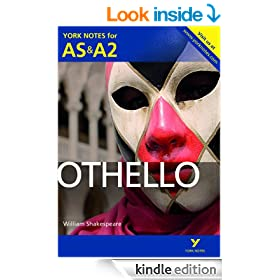 York Notes AS/A2 Othello (York Notes Advanced)