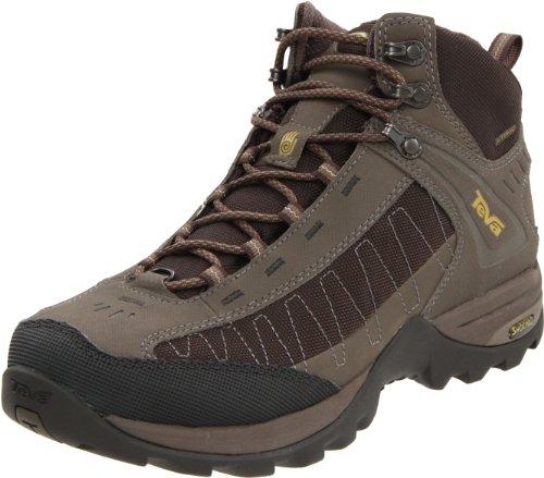 Teva Men's Raith Storm Mid Waterproof Hiking Boot,Bungee Cord,13 M US