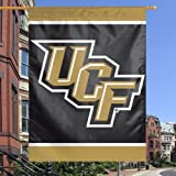 NCAA Central Florida Golden Knights Vertical Flag, 27 x 37-Inch