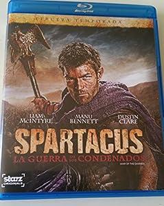 Spartacus War of the Damned - Die komplette Staffel/Season 3 [Blu-Ray] Deutsch *NEU*OVP*