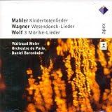 KINDERTOTENLIEDER / TRUDY SMITH, DANIEL BARENBOIM by GUSTAV MAHLER/ RICHARD WAGNER/ HUGO WOLF [Korean Imported] (2011)