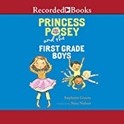 Princess Posey and the First-Grade Boys: Princess Posey, Book 8 | Stephanie Greene