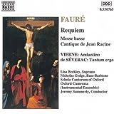 Faure: Requiem / Messe Basse