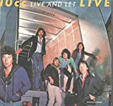 10cc: Live And Let Live 2LP VG+/NM Canada Philips 9199.322