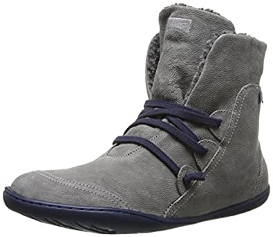 Camper Women's Peu Cami 46477 Flat,Medium Grey,38 EU/8 M US