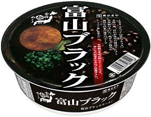 寿がきや 全国麺めぐり富山ブラックラーメン 109g×12個