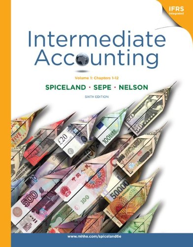 Intermediate Accounting Vol 1 (Ch 1-12) with British...