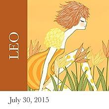 Leo: July 30, 2015  by Tali Edut, Ophira Edut Narrated by Lesa Wilson