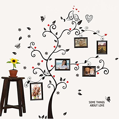 Funky Decor With Family Tree Wall Decals Funk This House