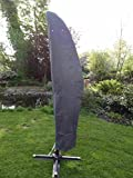 Hochwertige Schutzhülle für Ampelschirm bis 400 cm - Material: Oxford