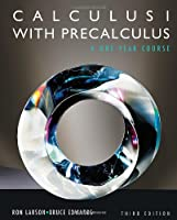 Calculus I with Precalculus, 3rd Edition
