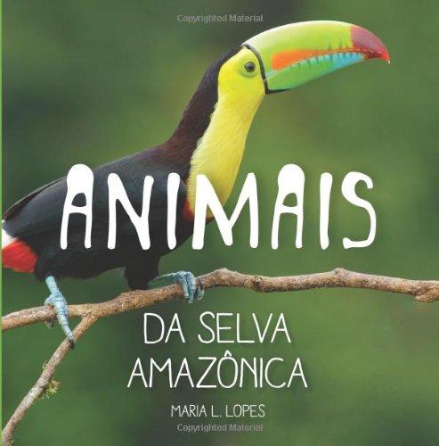 Animais da selva Amazônica: Selva amazonica animais