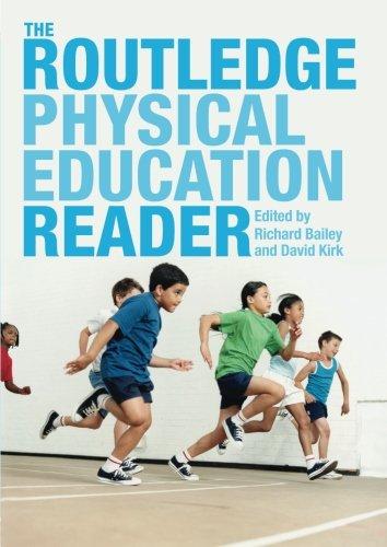 Le lecteur de l'éducation physique de Routledge
