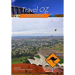Travel Oz King Island Marathon, Coffs Coast and Hot Air Ballooning