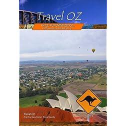 Travel Oz King Island Marathon, Coffs Coast and Hot Air Ballooning