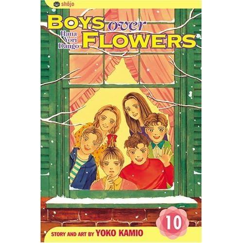 Boys Over Flowers, Vol. 10 Hana Yori Dango (Boys Over Flowers