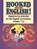 img - for Hooked On English!: Ready-to-Use Activities for the English Curriculum, Grades 7-12 book / textbook / text book