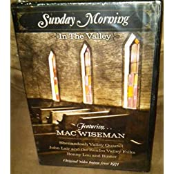 Mac Wiseman - Sunday Morning in the Valley