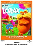 Cover art for  Dr. Seuss&#039; The Lorax (Blu-ray + DVD + Digital Copy + UltraViolet)