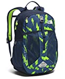 Youth Recon Squash Backpack - lightening bolt/safety green