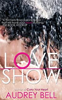 Love Show by Audrey Bell ebook deal