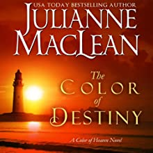The Color of Destiny: The Color of Heaven Series, Volume 2 (       UNABRIDGED) by Julianne MacLean Narrated by Julia Motyka, Jennifer O'Donnell, Paul L. Coffey