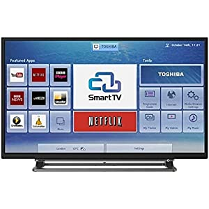Toshiba 40D3553 Full HD (1080p) 40 Inch LED TV/DVD Combi