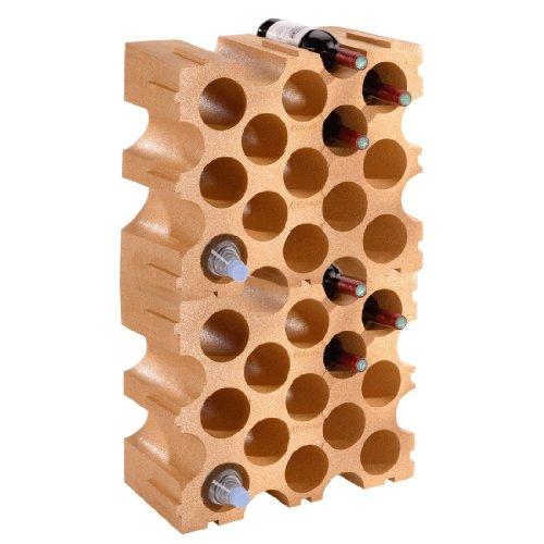 Kunststoff-Weinregal-Terrakotta-2er-Set-fr-30-Fl