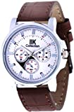 IIK COLLECTION IIK-517M Round shaped Analog Watch - For Men