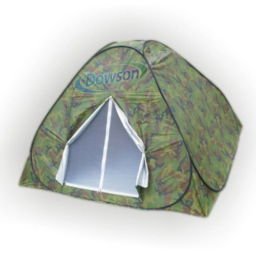3 Person Forrest Camouflage Pop Up Hunting Camping Hiking Backpacking Tent