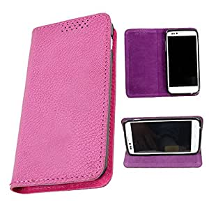 For Samsung Galaxy Core 2 - DooDa Quality PU Leather Flip Case Cover With Smooth inner Velvet To Keep Screen Scratch-Free