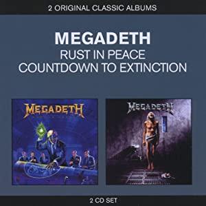 2 For 1 : Countdown To Extinction, Rust In Peace