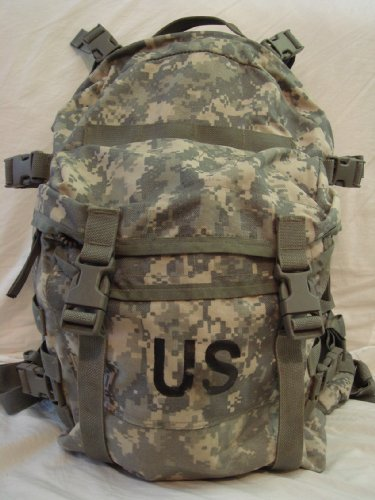 US Military Surplus ACU Large MOLLE Assault Pack BackPack
