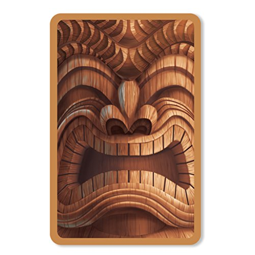 Tiki Playing Cards